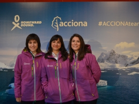 El primer equipo español de científicas contra el cambio climático se va a la Antártida