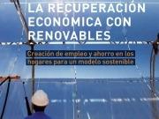 Las renovables pueden crear más de tres millones de empleos en España