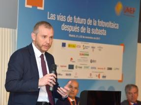 IV Foro Solar: el discurso de España y de Europa, de la noche al día
