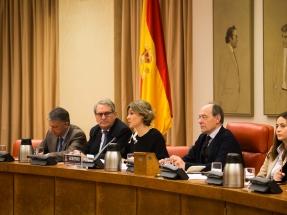 García Tejerina: más que satisfecha por el papel del Gobierno contra el cambio climático