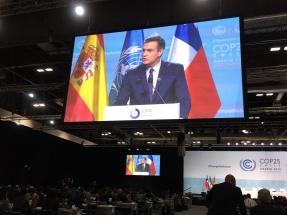Queda inaugurada la Cumbre del Cambio Climático