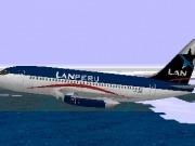 Certifican la huella de carbono de la aerolínea LAN Perú