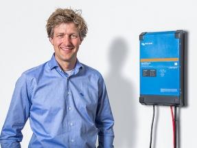 Lanzamiento mundial del MultiPlus-II, el inversor–cargador de baterías más avanzado de Victron Energy