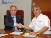 Acuerdo de colaboración con un centro de investigaciones español