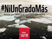 """WWF exige a los candidatos políticos """"compromisos concretos contra el cambio climático"""""""