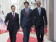 Norteamérica acuerda un plan de acción en materia de Cambio Climático y Energía