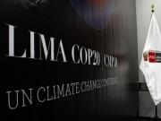 Comienza la 20º COP 20 sobre cambio climático