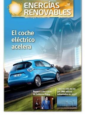 El coche eléctrico acelera