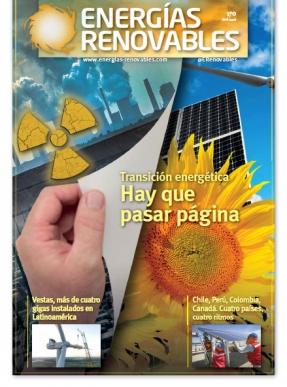 Transición Energética: hay que pasar página