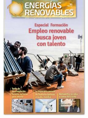 Especial Formación: Empleo renovable busca joven con talento