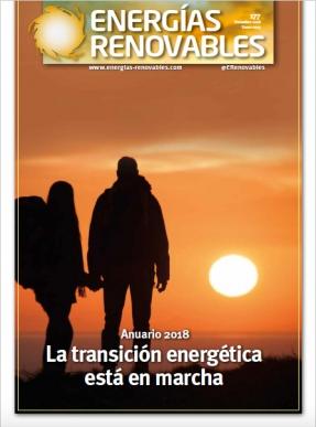 Anuario 2018: La transición energética está en marcha