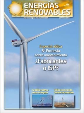 Especial Eólica: 8ª Encuesta sobre Mantenimiento. ¿Fabricantes o ISP?