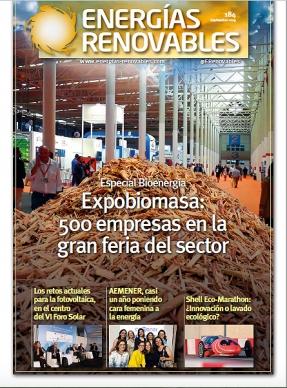 Especial Bioenergía: Expobiomasa, 500 empresas en la gran feria del sector