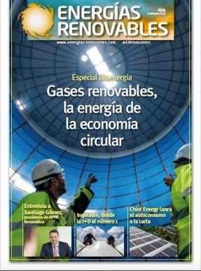 Especial Bioenergía: Gases renovables, la energía de la economía circular