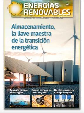 Almacenamiento, la llave maestra de la transición energética