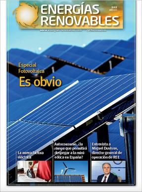 Especial Fotovoltaica: Es obvio