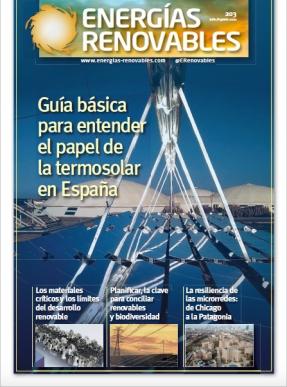 Guía básica para entender el papel de la termosolar en España