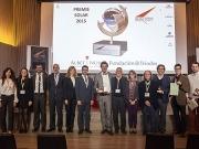 Esade Creapolis, Anpier, Tomás Padrón y el equipo de Holtrop, Premios Solar 2015