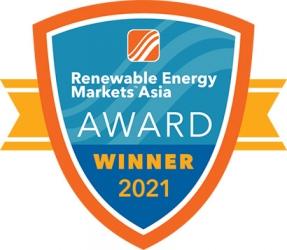Schneider Electric, reconocida en los Renewable Energy Markets Asia Awards por su liderazgo en renovables