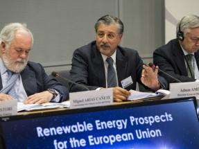 Irena resalta el impacto económico positivo de llegar a 2030 con el 34% de renovables