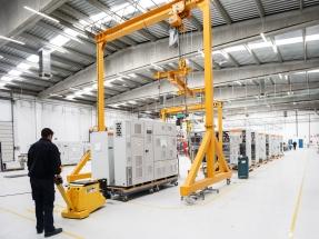 Siemens Gamesa inaugura en Madrid un nuevo centro tecnológico