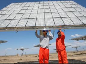 Irena y el gigante chino SGCC se unen para acelerar el peso de las renovables en el mundo