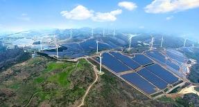 Sungrow impulsa el complejo híbrido fotovoltaico y eólico con almacenamiento más grande de Corea del Sur