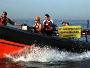 Greenpeace apuesta por las renovables como solución a la dependencia energética europea