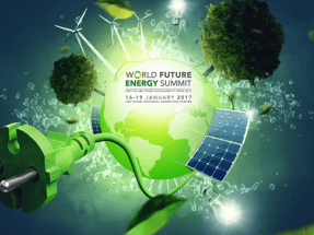 El uso de las energías limpias reúne en Abu Dabi a líderes mundiales