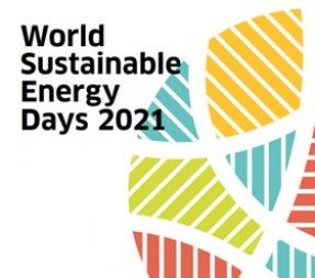 World Sustainable Energy Days se traslada a junio