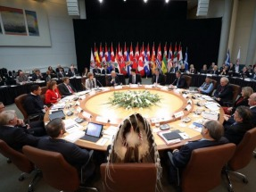 Canada and a majority of its provinces reach agreement on carbon pricing plan