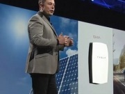 Elon Musk unveils plan to create solar-powered batteries for home and office