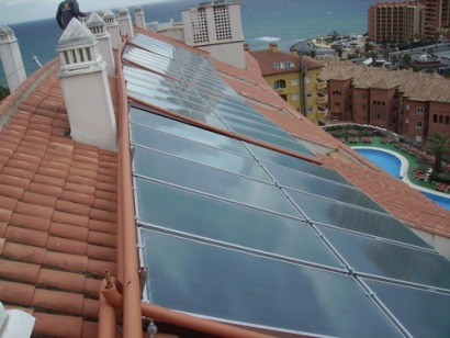 Solar térmica: se mueve, sí, pero a paso de tortuga