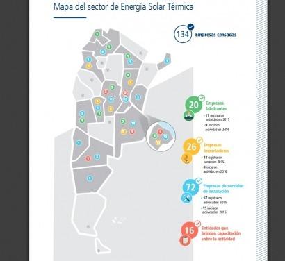 Entre 2012 y 2015 creció un 100% la instalación de equipos solares térmicos