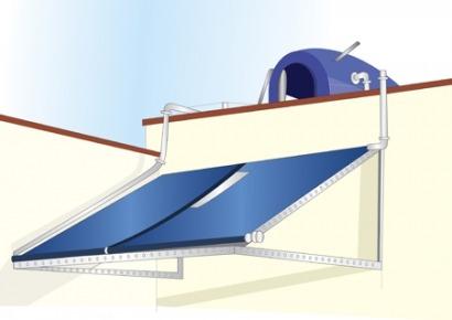 Equipos solares térmicos autoconstruidos