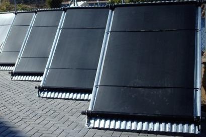 Solar t rmica el gobierno central subvencionar la - Placa solar termica ...