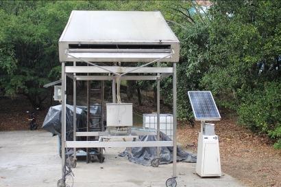 Diseñan una máquina que hace hielo con energía solar