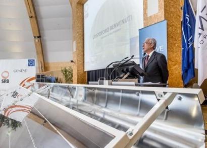 Una empresa valenciana climatizará el aeropuerto de Ginebra