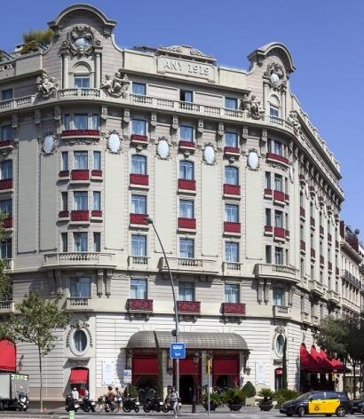 El hotel Palace de Barcelona reduce en casi un 50% su gasto energético