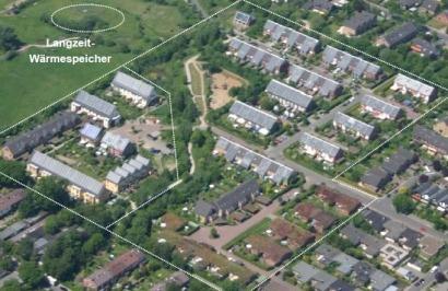 Hamburgo almacenará el calor solar del verano para proporcionar calefacción en invierno