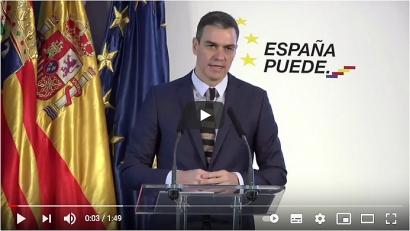 Por qué Pedro Sánchez se acuerda de Abora Solar