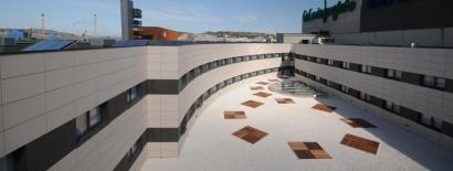 Solar térmica para el hotel del centro comercial más grande de España