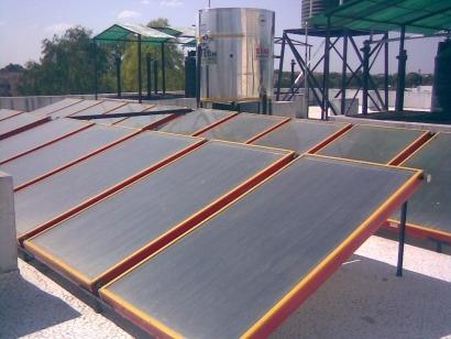 1,7 millones en ayudas a la energía solar térmica en Canarias