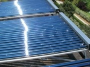 La solar térmica estará en la Feria de Cuéllar