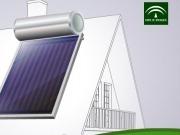 La energía solar produce agua caliente en 1,2 millones de hogares andaluces
