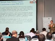 Pagar la producción de calor renovable, futuro de la energía solar térmica