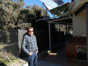 Nuevo sistema solar especialmente apropiado para instalaciones industriales y sociales