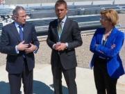 Primera planta solar de España para generar frío en un proceso industrial