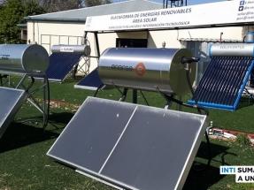 Publican la normativa de calidad y seguridad para la comercialización de equipos solares térmicos