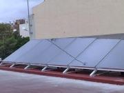 El Lycée Français de Barcelona apuesta por la energía solar térmica